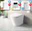 thumbnail 1 - Bathroom-Bundle-500WC-Unit-Toilet-Pan-amp-Seat-Concealed-Cistern-Vanity-Unit