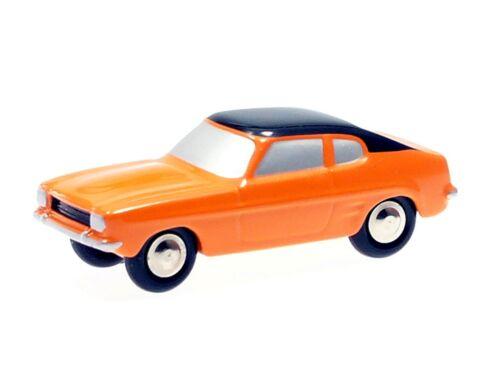 Schuco Piccolo Ford Capri orange-schwarz  # 50524100