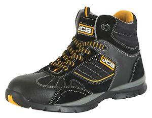 Jcb Chaussures au hommes Rock travail Semelle Bottes sécurité de pour qRUaSCqx