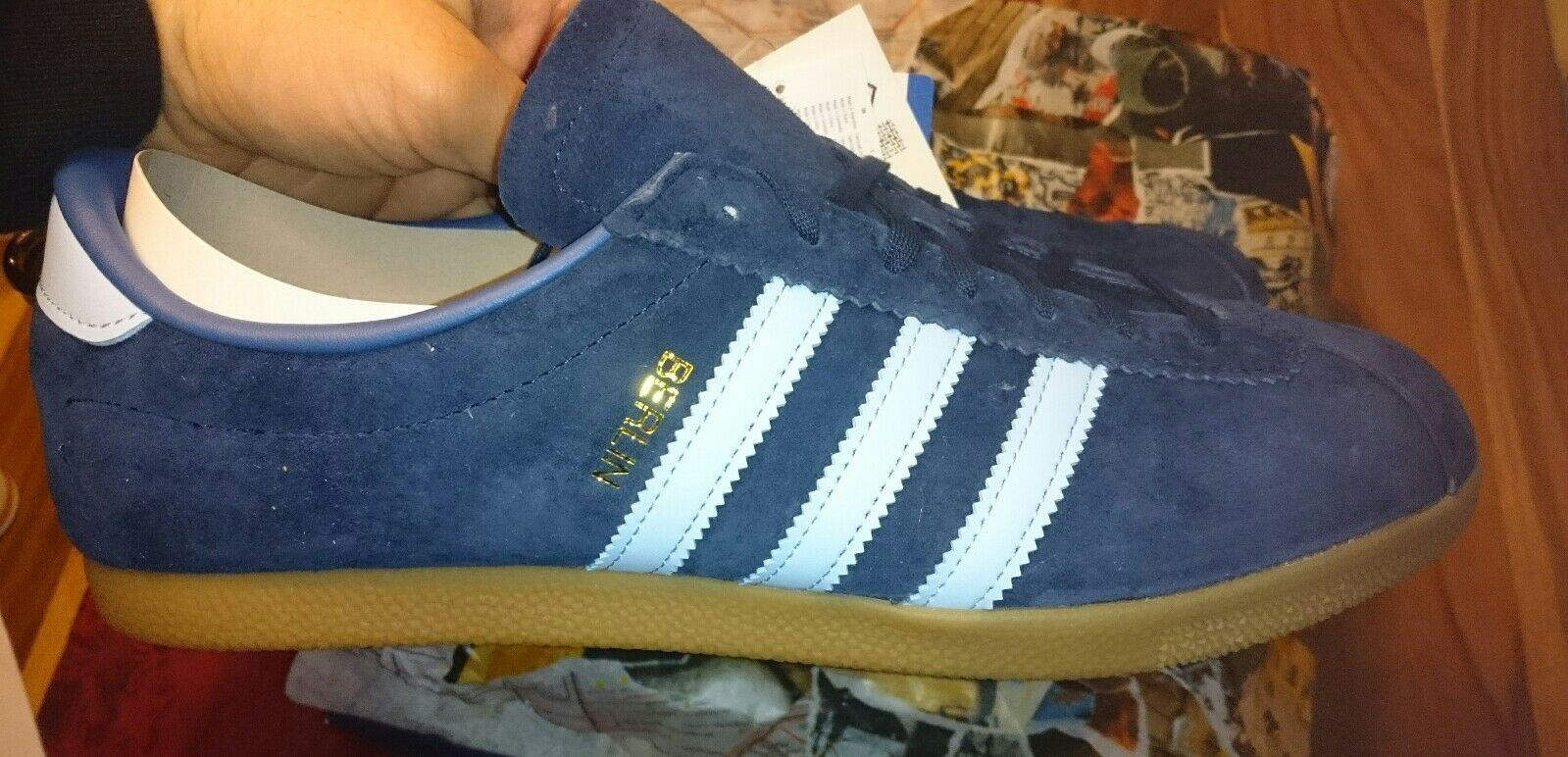 Adidas Berlin+Uk10/Eur44,5+BNIBWT+no Dublin Köln London Stockholm London Köln Manchester 975188