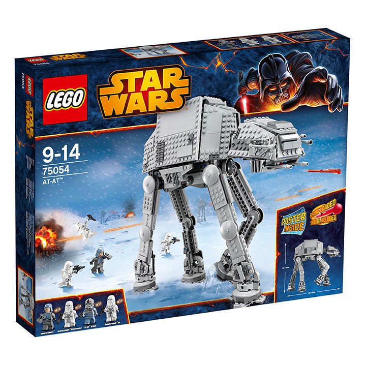 LEGO ® 75054 Star Wars ™ AT-AT ™ NUOVO OVP NEW SEALED