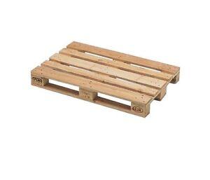 Bancale in legno 120x80 Pedana Pallet Bancali EUR EPAL NUOVI | eBay