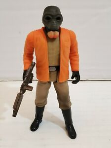 Star Wars Walrus Man With Blaster Kenner 1997 Loose Action Figure