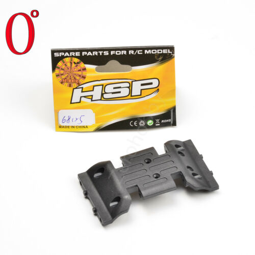 HSP RGT 68125 Skid Plate For 1//10 4WD Off-road Rock Crawler Climbing 136100