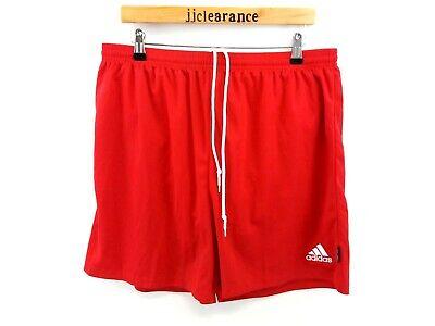 FleißIg Adidas Mens Shorts Xl W38 L6 Red Polyester