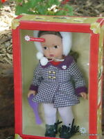 Terri Lee Winter Wonderland 15 Inch Doll