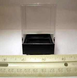 HIGH-QUALITY-1-63-X-1-63-X-2-5-INCH-CLEAR-PLASTIC-MINERAL-DISPLAY-CASES
