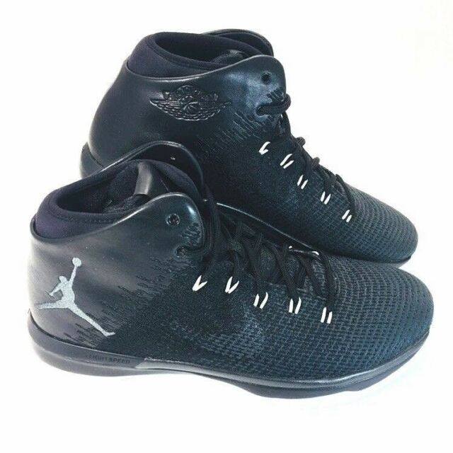 competitive price 22fbc 1f2c8 Men s Air Jordan XXXI Black Anthracite Basketball Shoes