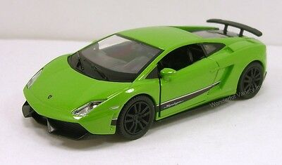 RMZ city Lamborghini Gallardo LP 570-4 Superleggera 1:36 diecast model Green R13