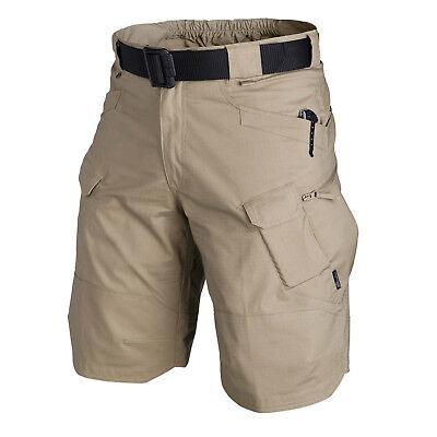 Energico Helikon Tex Uts Urban Tactical Pants Outdoor Cargo Pantaloncini Pantaloni Cachi 3xl-mostra Il Titolo Originale