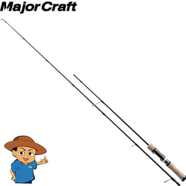 Major Craft TROUTINO TTS-542UL Ultra Light 5'4  trout spinning rod pole
