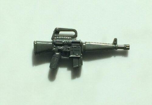 MEGA CONSTRUX BLOKS FIGURE 5-PART WEAPON MACHINE GUN RIFLE CALL OF DUTY HALO
