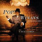 Uncensored by Pop Winans (CD, Sep-2007, Koch (USA))