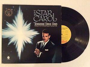 The Star Carol Tennessee Ernie Ford Sings Christmas