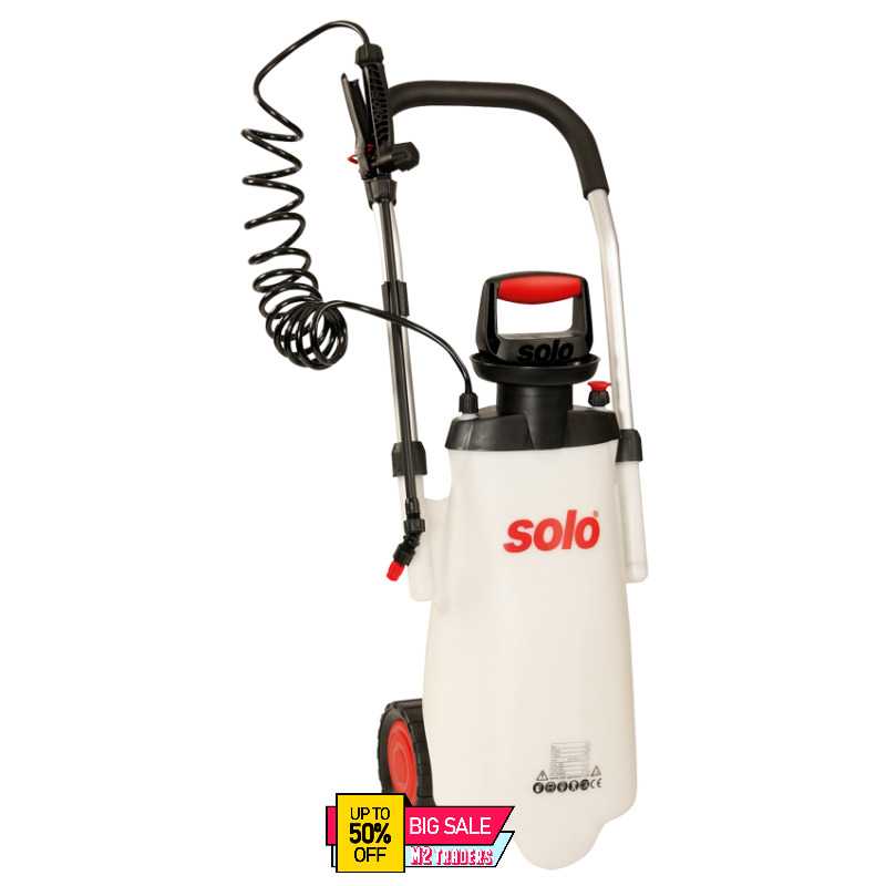 Solo 453 11 Litre Trolley Sprayer - Not In Original Box