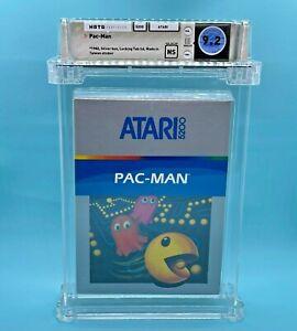 PAC MAN  - WATA 9.2  NS   **  Atari 5200  **  NEW and MINT  - RARE SILVER BOX !!