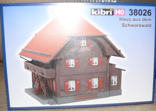Hs Kibri 38026 casa de la selva negra kit nueva de fábrica