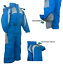 Neige-Costume-Combinaison-de-ski-hiver-costume-Neige-overall-skioverall-enfants-jeunes-filles miniature 10