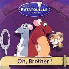 Oh, Brother! (Pictureback) (Ratatouille movie tie in) Katherine Emmons, Claire