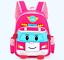 School Bags Boys Waterproof Backpacks Child 3d Airplane Kids Shoulder Cars