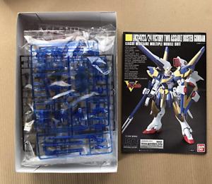 HGUC 1/144 V2 Assault Buster Gundam Clear Color & Plated Version, Plastic Model