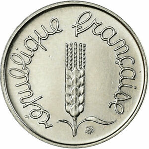 708706-Coin-France-Epi-Centime-1965-Paris-MS-65-70-Stainless-Steel