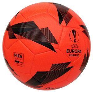 Molten UEFA Europa League 2018/19 Winter Orange Matchball Spielball Sammlerstück