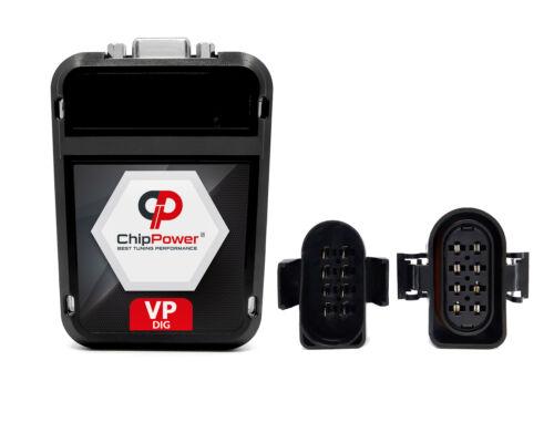 FR Boitier Additionnel puce AUDI A3 8L 1.9 TDI 90 110 CV Chip Box Tuning VPd