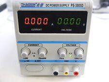 NEW Variable Regulators DC Power Supply Lab Grade PS-3005D 30V 5A Ship from US