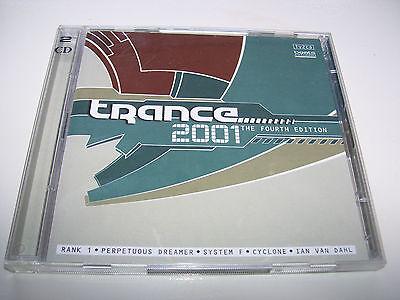 trance 2001 The Fourth Edition * 2 CD Beats International *