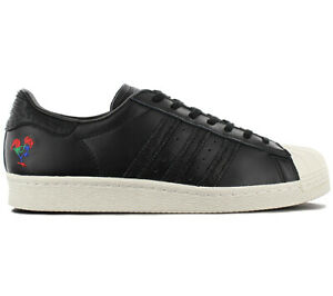 detailing c59f3 4a031 Image is loading Adidas-Originals-Superstar-80s-Cny-Chinese-New-Year-
