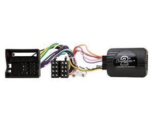 CTSPG007 Pioneer Stereo Steering Stalk Control Adaptor For PEUGEOT 207 807 308