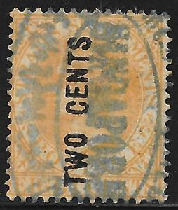 Straits Settlements stamps 1883 SG 55 CANC VF