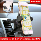 360° Car Air Vent Mount Cradle Holder Stand For Mobile Cell Phone GPS iPhone