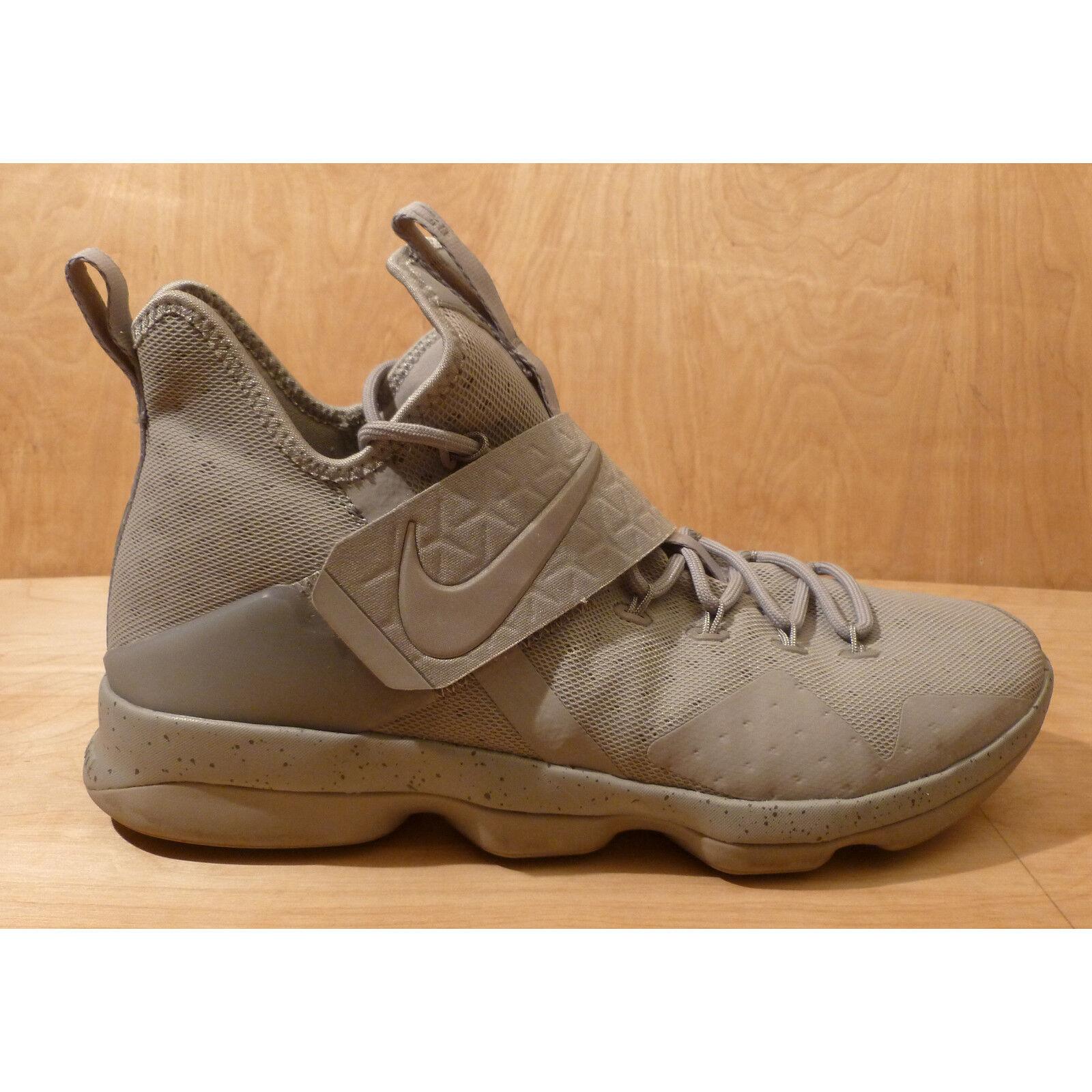 524c551d6a02 NIKE Lebron XIV Silver Reflect 852405-007 Basketball Shoes Mens Size Size  Size 13 5d983c