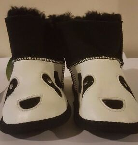 UGG-Booties-Genuine-Sheepskin-size-12-18months