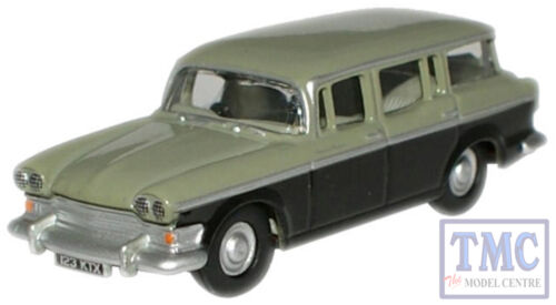 76SS006 Oxford Diecast 176 Scale Smoke GreenSage Green