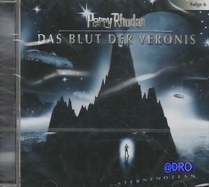 PERRY-RHODAN-CD-Hoerspiel-Das-Blut-der-Veronis-Sternenozean-NEU-amp-OVP