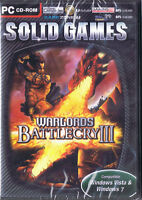 Warlords Battlecry Iii (pc, 2010, Enlight Interactive, Sealed New)