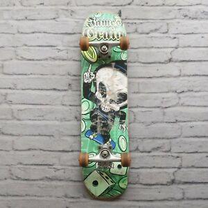 Vintage-2001-Blind-James-Craig-Skateboard-Deck-Complete-Venture-Trucks
