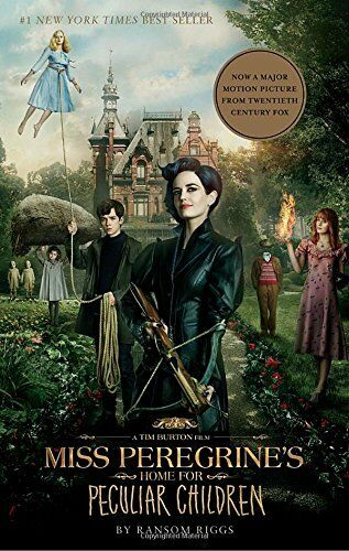 1 of 1 - Miss Peregrine's Home for Peculiar Children (Movie Tie-In Edition) (Miss Peregr