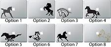 """Horse Foal Sticker Apple Mac Book Air/Pro Dell Laptop Decal 13"""" 15"""" 17"""" Mustang"""