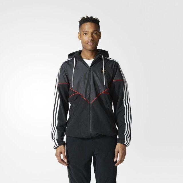 adidas fleece windbreaker