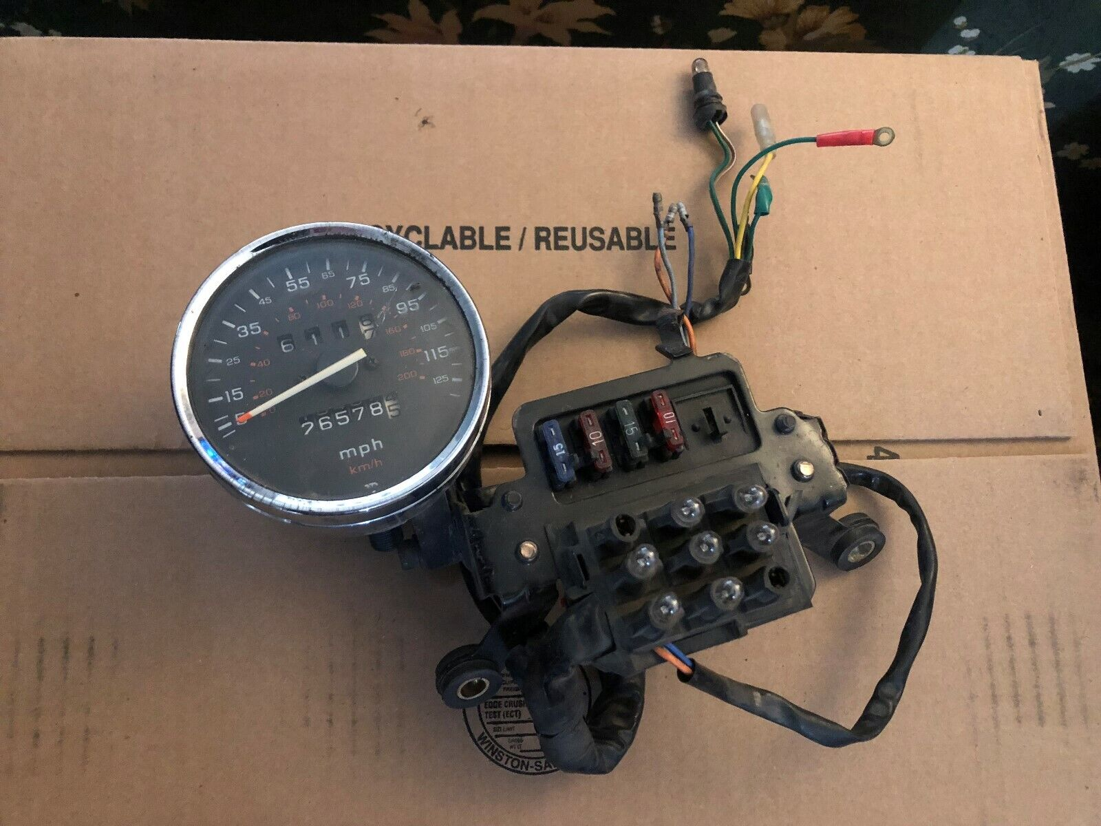 Honda   VT700C   VT700 C   Shadow   Speedometer Cable   84-85 Motion Pro 02-0111