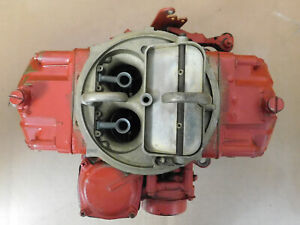 Valvo-Penta-Holley-L-80309-715-CFM-Marine-Carb-0269-Build-Electric-Choke