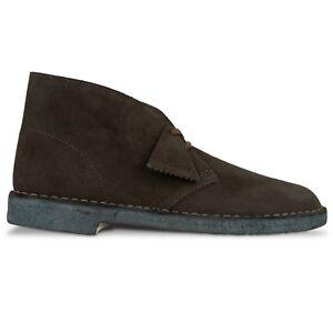 Originals Desert Clarks Brown Boot Bnib Suede Zdqq0w5