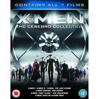X-men - The Cerebro Collection 7 Blu-ray Set 2014 Inc Days Future Past 3d