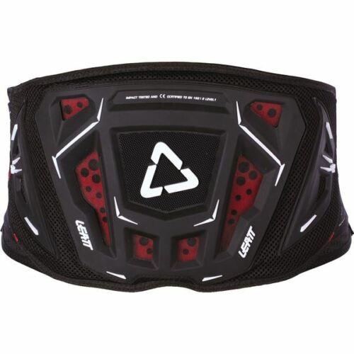 Black Sz XXL//3XL Leatt 3DF Kidney Belt