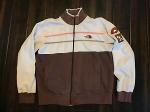 d6b69b746 Details about RARE Men's The North Face A5 Austria Innsbruck Heavyweight  Track Jacket Large