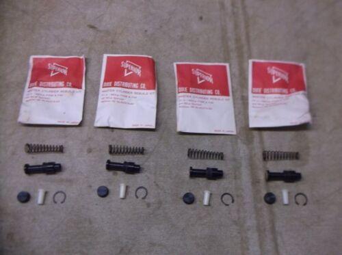 Lot of 4 Rear Master Cylinder Rebuild Kits for Most 1982-1986 Harley M//C's